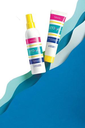 Линия LETO & Plage от Faberlic: Надежная защита для нежной кожи