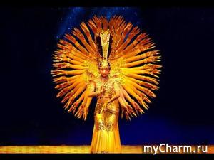 Китайский танец «Тысячерукая Гуань Инь»