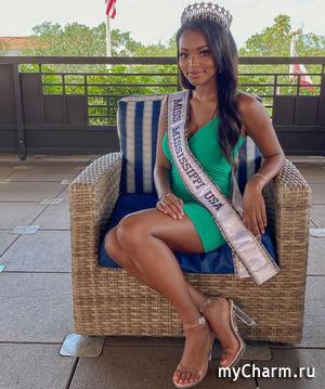 Титул «Мисс США» в этом году завоевала 22-летняя афроамериканка