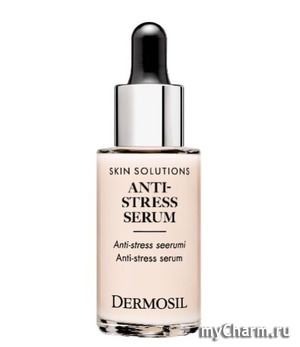 Dermosil / Сыворотка Skin Solution Anti-stress Serum