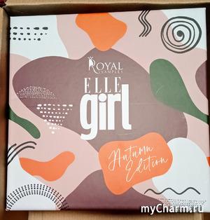 Royal samples: коробочка с косметикой Elle girl box лучше по составу показанных в обзорах Casual box?