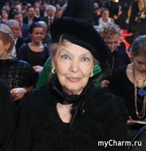 Ушла из жизни мать Федора Бондарчука