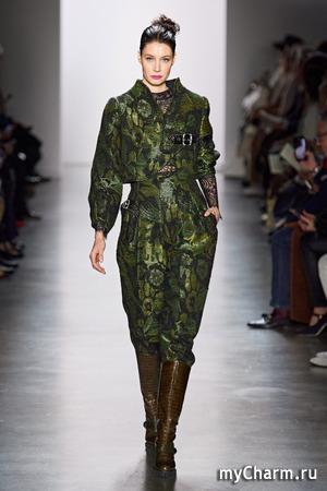 Модные комбинезоны осени 2020