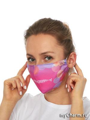 В Испании изобретена маска, цвет которой при повышенной температуре изменяется
