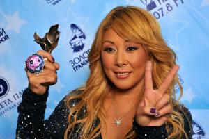 Анита Цой не планирует выступать на сцене до семидесяти лет