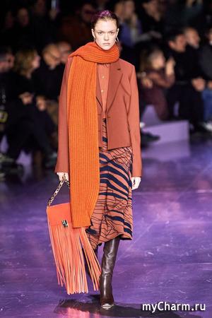 Дует ветер? Какой шарф или платок выбрать?