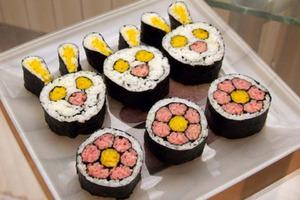 Японская кухня и мое похудение благодаря лимфе
