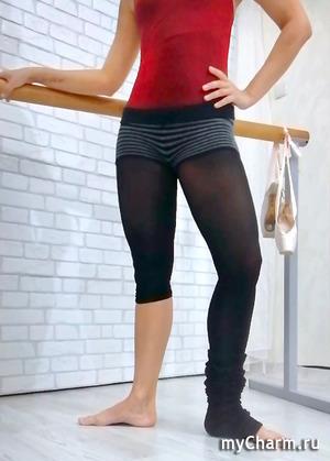 Снимаем стресс, худеем у балетного станка и повышаем самооценку!