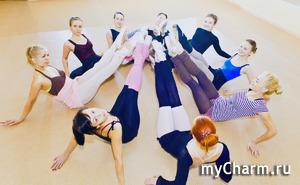 «Следуя за детской мечтой» или уроки балета для удовольствия...