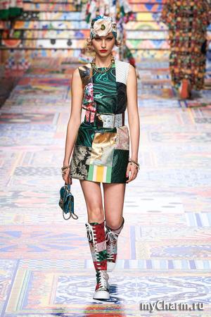 А вам нравится бренд Dolce & Gabbana?