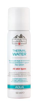 Термальная вода Five Elements
