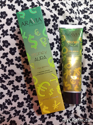 Хотите быстро восстановить и смягчить кожу рук? Отличным помощником станет крем «Aura Money» от ARAVIA!