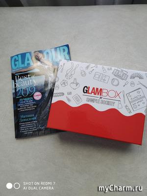 Наполнение коробочки красоты GLAMBOX. (Хваст).