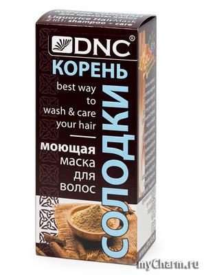 DNC / Маска моющая для волос Корень Солодки
