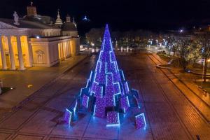 Самые красивые новогодние елки из разных уголков планеты