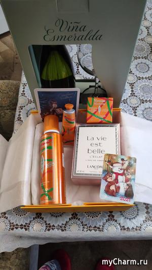 Новогодние подарки и покупки на подарки :)