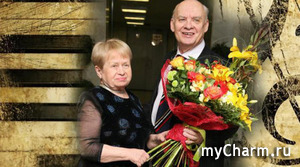 Александра Пахмутова и Николай Добронравов отправились из больницы домой
