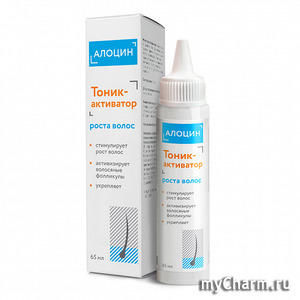 Mirrolla / Тоник-активатор для роста волос Алоцин