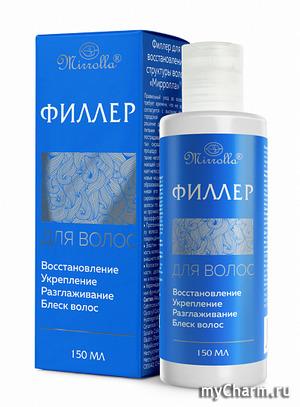 Mirrolla / Филлер для восстановления структуры волос