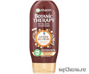 GARNIER / Кондиционер для волос Botanic Therapy revitalizing conditioner Ginder Recovery