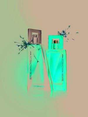 Разожги огонь страсти с новыми ароматами Avon Attraction Desire