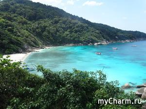 Отпуск мечты: где-то у моря вдвоем