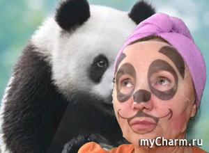 Счастливая Панда. Микро обзор чудо маски YOU LACURA