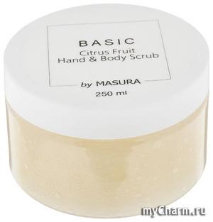 Masura / Сахарный скраб для рук и тела «Citrus Fruit»