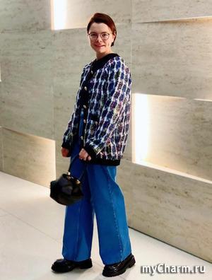 Татьяна Брухунова заинтриговала подписчиков округлившимся животом