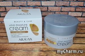 Крем для лица ARAVIA: помощь в увлажнии кожи и сокращении морщинок