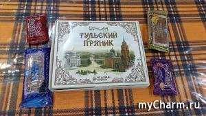 Тульские пряники в Новосибирске!!! Пост благодарности за приз от Navely
