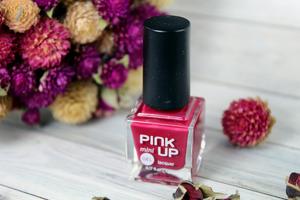 Знакомство с лаком Pink Up