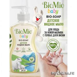 BioMio / Bio Soap Детское мыло baby
