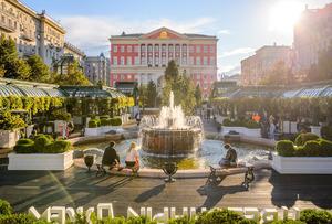 Сады и угощения: фестиваль «Цветочный джем» пройдет более, чем на 30 площадках Москвы