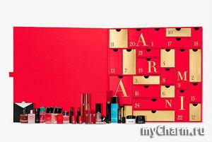 Тематические недели. Лучший подарок моей мечты: Giorgio Armani Advent Calendar 2020 - наполнение Make & Up