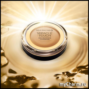 Max Factor X Miracle touch и я