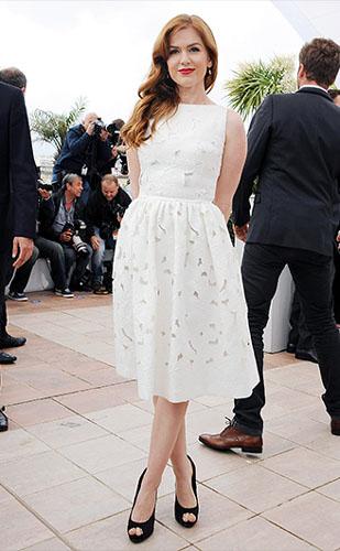 Ришелье платье фото