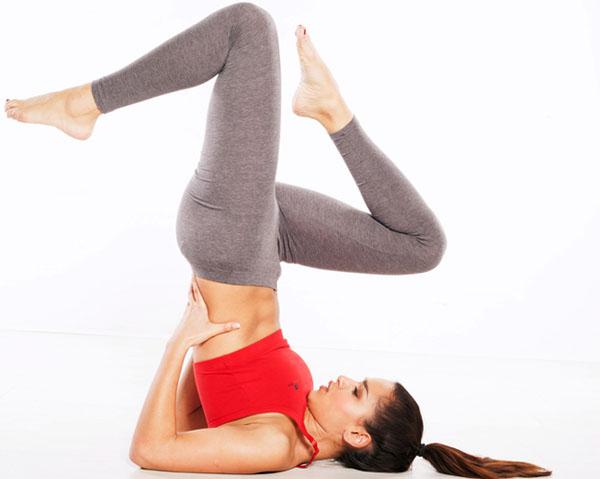 Йога для похудения часть